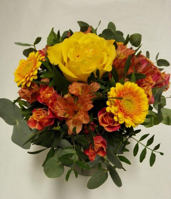 Růže, gerbery, alstromerie – rozvoz květin Olomouc
