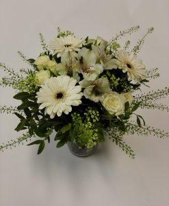 Kytice - Minigerbery, minirůže - rozvoz květin Olomouc