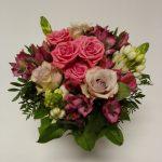 ruze, alstomerie, ornithogalum - rozvoz květin Olomouc