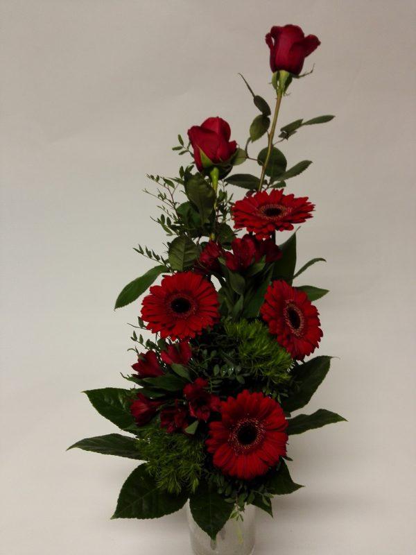smuteční kytice – rozvoz květin Olomouc