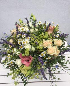 letní mix rozvoz květin olomouc