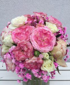 svatební kytice rozvoz květin olomouc