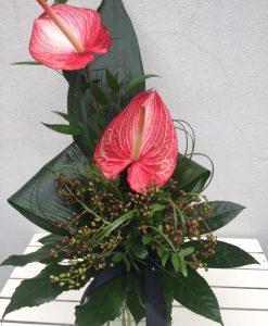 smuteční kytice olomouc