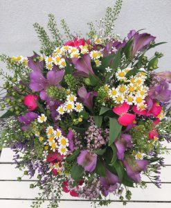 letní kytice olomouc
