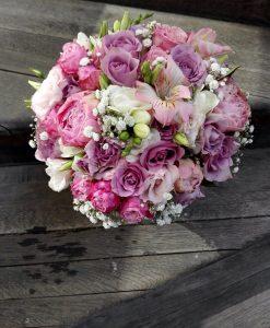svatební kytice olomouc