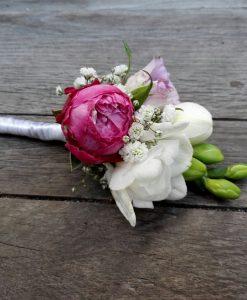 korsáž pro ženicha