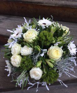 zimní kytice olomouc