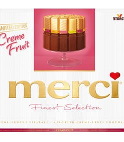 merci FS, 250g, Creme Fruit, 2017
