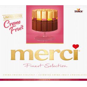 merci FS, 250g, Creme Fruit, 2017